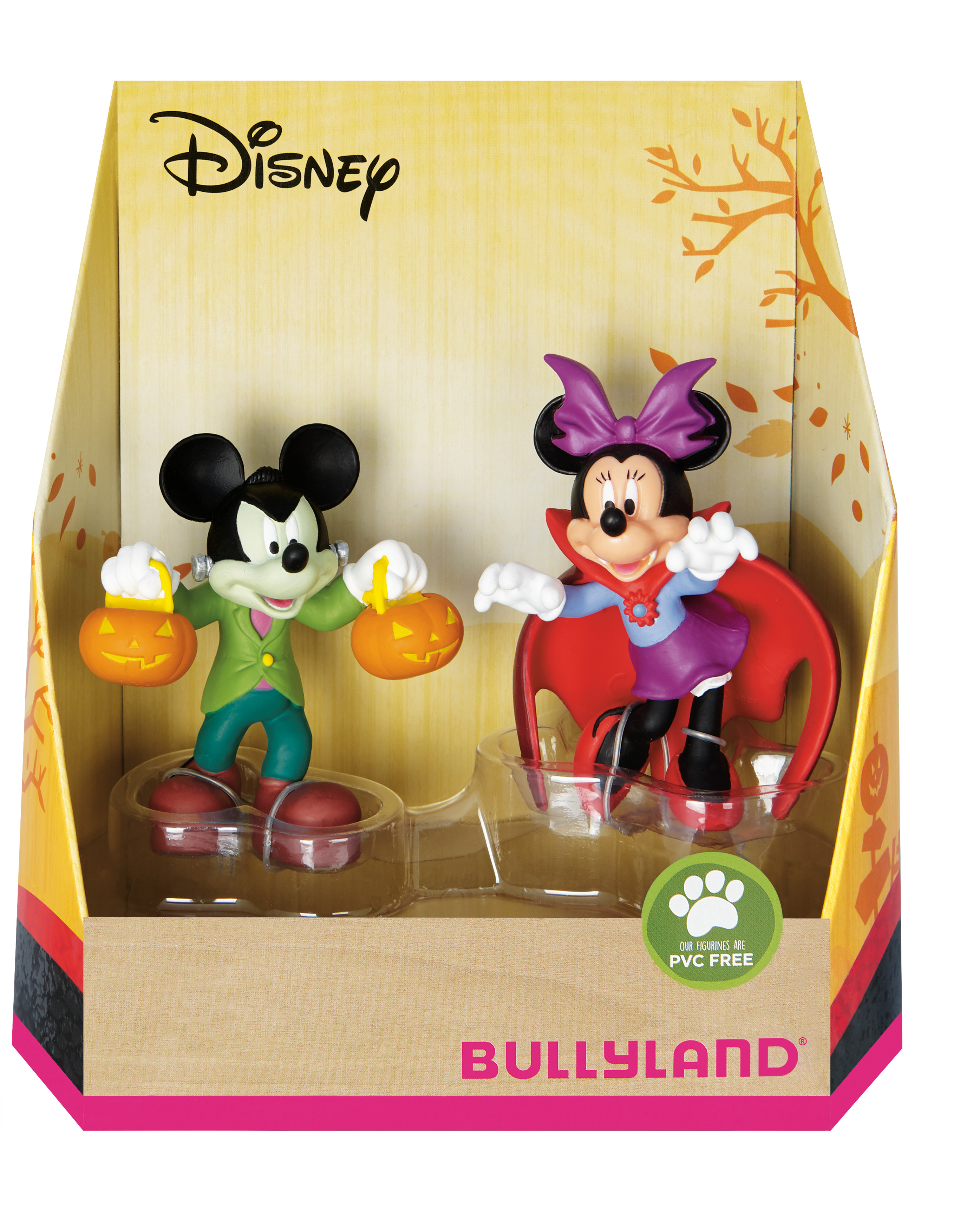 Mickey Halloween Double Pack